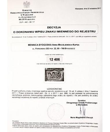 PIERŚCIONEK SREBRNY Z ONYKSEM.SREBRO 925